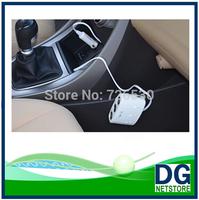 Good best seller car charger 2.1A 5V 2USB cigar lighter 3 ports
