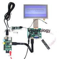 7 Inch TFT LCD Monitor Touch Screen   Driver Board HDMI VGA For Raspberry Pi car