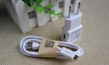 White EU 1set (1pcs 5V 2A USB Wall Charger Adapter EU Plug Power + 1pcs Micro USB Data Sync Cable for Samsung )(China (Mainla