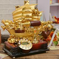 Free shippingSpecial high-grade shipping European retro antique telephone landline telephones have smooth sailing Caller