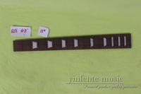 "new  high Quality  1 x  24.75""electric   Guitar Fretboard electric guitar rose  Wood Fretboard Parts18#  inlay"