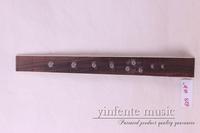 "new  high Quality  1 x  24.75""electric   Guitar Fretboard electric guitar rose  Wood Fretboard Parts14#  inlay"
