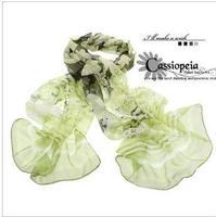 Wholesale Free Post --Z008 sunflowers simulation scarves, bohemian scarves