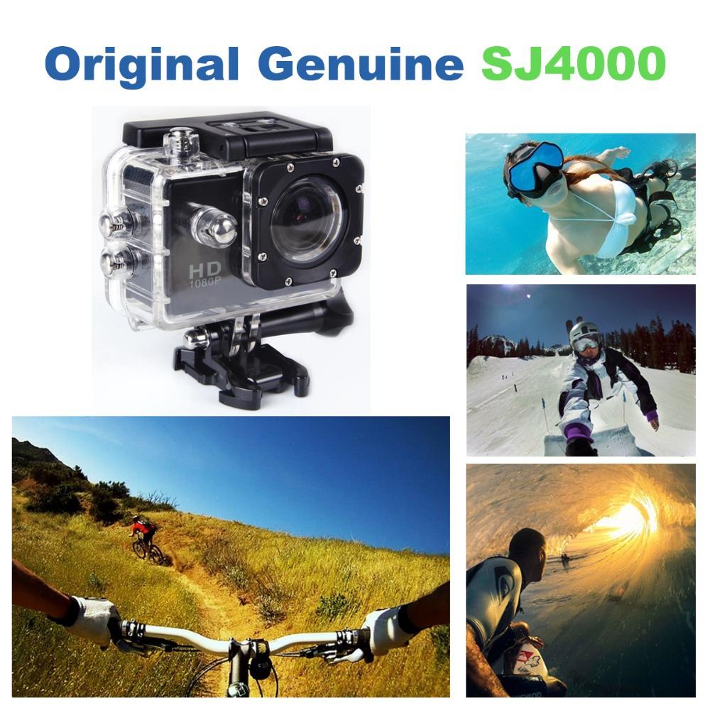 Цифровая фотокамера gopro SJ4000