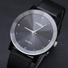 Top Sale! SINOBI Watch Luxury Brand Diamond Crystal Silver Case Elegant Men Quartz Wrist Gift Dress Men's Leather Strap Watches
