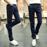 2014 Autumn Winter New Mens Jeans,Men Famous Brand Fashion Denim Straight Jeans,Designer Jeans Men Brand Pants