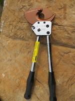 Ratchet cable bolt cutters cut mechanical cable scissors cable clamp J100 cable cut