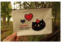 Free Shipping/  animal  /pencil bag /pen bag / 22.5*15.5cm