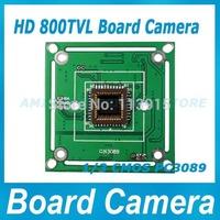 Free Ship 800TVL CMOS module board for CCTV camera cctv camera board Security CCTV module IR camera board 3089 CCTV spare parts