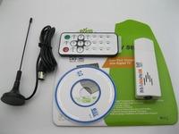 New RTL-SDR / FM+DAB / DVB-T USB 2.0 Mini Digital TV Stick DVBT Dongle SDR with RTL2832U & R820T Tuner Receiver + Remote Contro