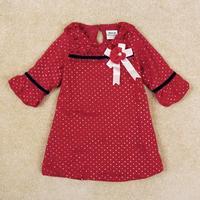 Nova New 2014 Baby Clothing Baby Dress Girls' Dresses Girls' Fashion Baby Dresses