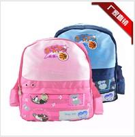 Korean student bag cartoon lovely children's bags burden Backpack  school bag free shopping
