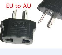 100pcs/lot  US/EU to AU AC Power Plug Travel Converter Adapter Wholesales