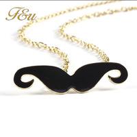 Lovely Fashion! personality Avanti Sexy beard Necklace ! Free shipping Woman Luxurious Paragraph fashion #1177