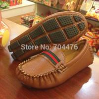 new 2014 autumn fashion boy children shoes flexible rubber sole boy shoes kid shoes