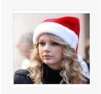 Free shipping / high quality 2014 fashion children adult men and women Christmas hats, hot