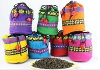 Pu'Er Tea New arrived more than 10 years ripe Pu er tea Pu'erh Mini Yunnan Puer tea 100g Chinese tea With Gift Bag
