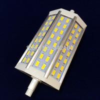 free Shipping R7S LED 118mm 20W 48 LEDS R7S 5730 corn bulb Halogen Floodlight 10pcs/lot