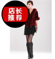 2014 fashion slim faux coat short design casual female top spring and autumn