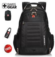 Brand Wenger SwissGear Laptop backpack computer bag 15.6 inch notebook backpacks, School bag backpack SA1419