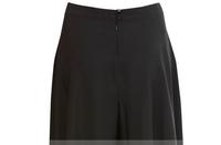 black pure temperament women skirts