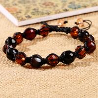 2014 Hot Complex Gu Manao creative retro love fashion cross bracelet hand-woven bracelets and bangles!