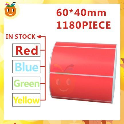 Color Coding Labels Color Blank Bar Code Label
