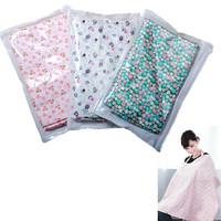 High quality Russian Mother all own multifunctional feeding towel nursing 100% cotton nursing covering clothing nursing HD0215