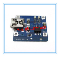 5pcs/lot TP4056 1A Lithium Battery Charging Board Battery Charger Charging Module Free Shipping Dropshipping