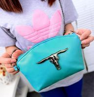 Bolsos Desigual Bags for Women Messenger Bags Bolsas Femininas Vintage Casual Bags Ladies Small Shoulder Bags Chains Clutches