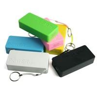 5600mah Fragrance Perfume Portable Power Bank Backup Battery Pack for iPhone 4 5S 6 iPad Samsung Mobile Phone Free Ship 50PCS