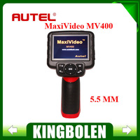 2015 Free Shipping Original Autel Maxivideo MV400 Digital Videoscope with 5.5mm diameter imager head inspection camera