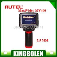 2014 Free Shipping Original Autel Maxivideo MV400 Digital Videoscope with 5.5mm diameter imager head inspection camera