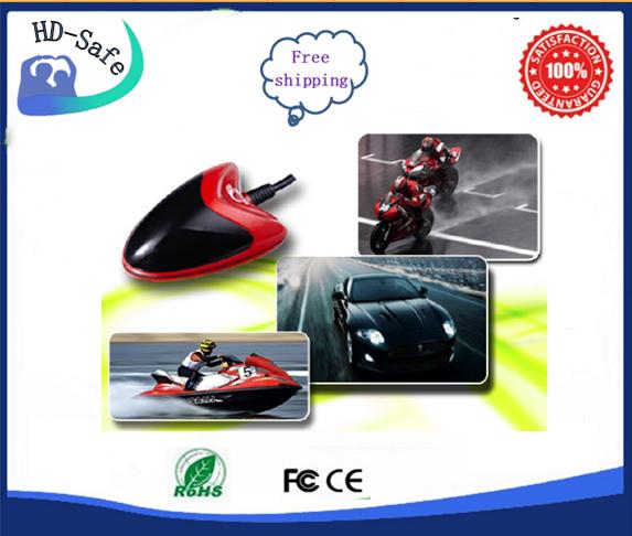 Waterproof IP66 Motorcycle GPS Tracker MVT100 Anti-theft of the vehicle/ heavy equipment(China (Mainland))
