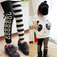 Baby Girl Kids Girls Clothing Set 2 Pieces Top & Legging Long Kids Clothing Set Sleeve Panda Pattern Children's Clothing WB-15