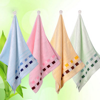 New 2014 Bulk 4pcs/set Bamboo fiber Towel Toalhas face towels Hand towel face care size 34x75cm MMY Brand free shipping