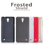 Free ship Nillkin Super shield shell matte case for Samsung Galaxy Mega 2 / G750F screen protector and retail box