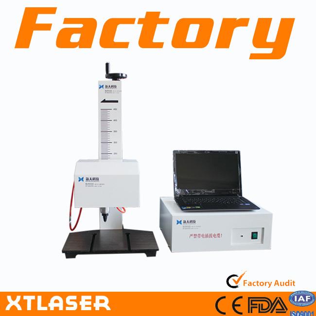xt pneumático marcação do laser da máquina( deaktop tipo)(China (Mainland))