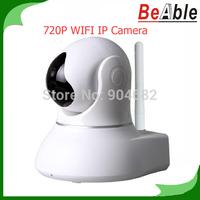home Security Camera System IP Camera Wireless 1 Megapixel Mobile Surveillance Support Working Door Detect Sensor IP Camera WIFI