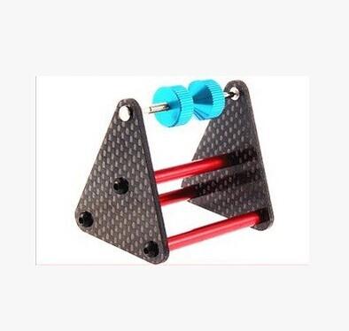 Fibra de carbono hélice balanceador (maglev) quatro eixo eixo quadro e rot