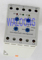 10pcs/lot free shipping Phase loss Phase sequence Over/Under voltage protector time delay relay protective relay Top quality