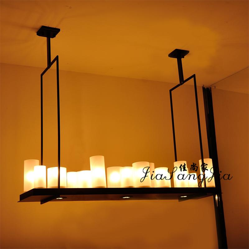 creativo soffitto Bar : migliore ma creativo bar pub ristorante rettangolare pendente ...