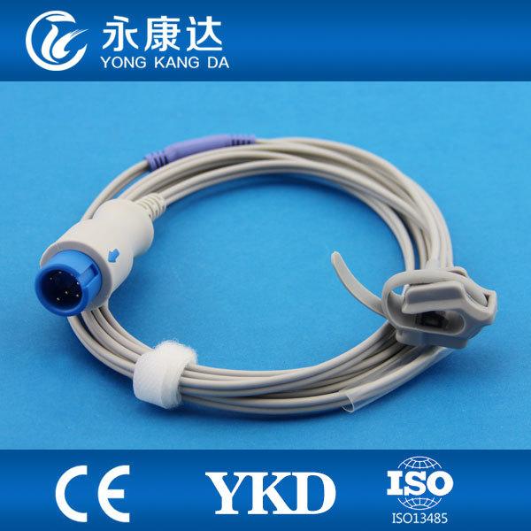 Free Shipping Mindray 7pin Reusable Neonate wrap spo2 sensor(China (Mainland))