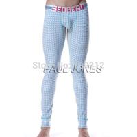 Hot Sale Men's Sexy Thermal Underwear Long Pants Male Comfortable Cotton Underwear Thermal Pants Men CL7301