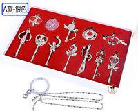 Anime Japan  Classic sailor moon  Necklace Sailor Moon Tsukino Usagi prism KEY