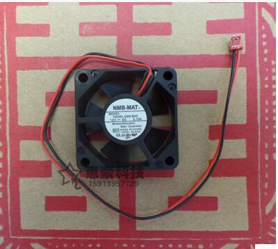 Original NMB 3CM cm 3010 12V 0.10A 1404KL-04W-B40 Silent CPU Cooler(China (Mainland))