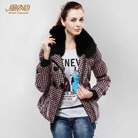 2014 winter slim short sweet women down jacket down coat