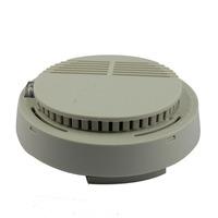 Stable Photoelectric Wireless Smoke Detector DC9V 35mm for Fire Alarm Sensor Gray