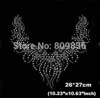 Practical hot fix rhinestones heat transfer design iron on motifs patches,wholesale rhinestones(ss-6032)