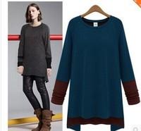 Hot sell!Women spring and autumn Shirt Clothes Fashion Blusas Femininas Chifon long sleeves Blouse !Ladies fasion shirt 1443#